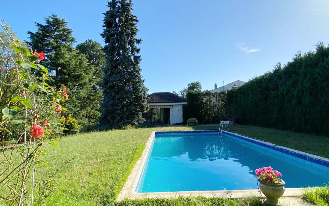 Charmante villa individuelle 7,5 pièces à Satigny